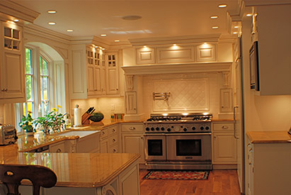 Luxury kitchen remodel by the Tarzia Group